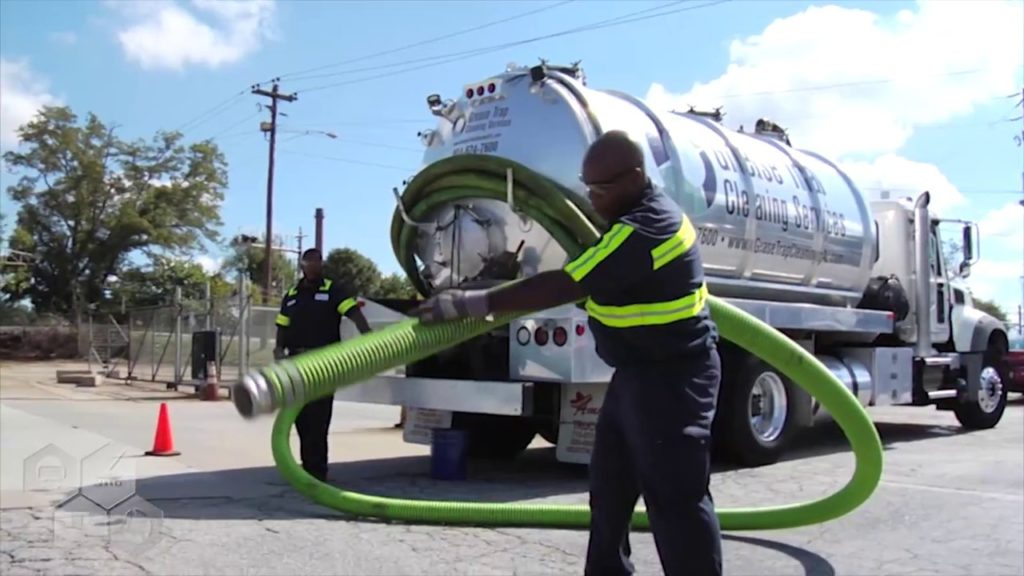 Grease Trap Pumping & Cleaning - USA Septic Tank Service Providers of Pasadena